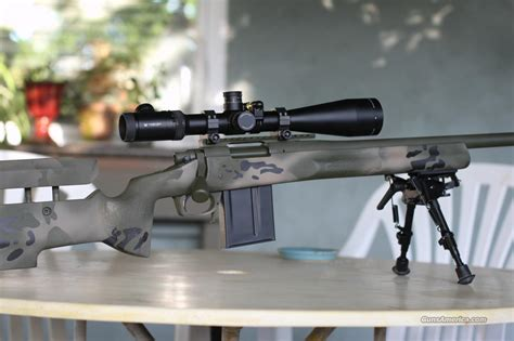 Remington 700 5r Milspec 308 Custom, Sniper Sy For Sale