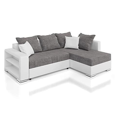 Vicco Sofa Couch Polsterecke Houston Ecksofa