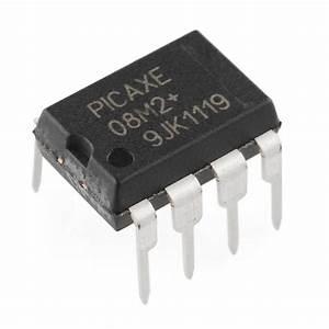 Picaxe 08m2 Microcontroller  8 Pin  Australia