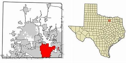 Texas Lewisville Denton County Wikipedia Highlighted Incorporated