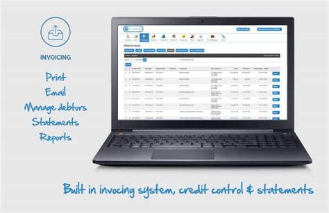 invoice management software eworks manager  day