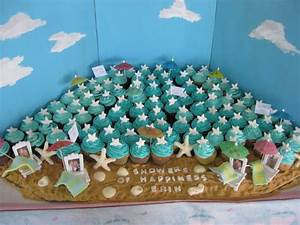 bridal shower beach theme cakecentralcom With beach theme wedding shower