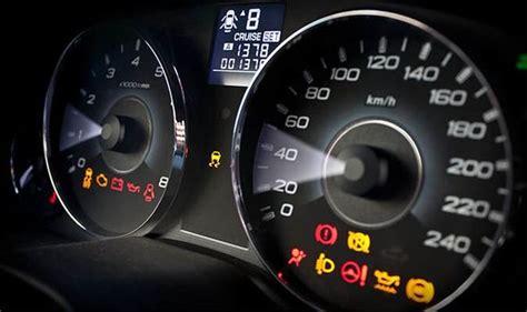 dashboard warning lights   aware