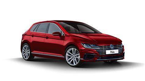 2018 Volkswagen Polo'ya zarif tasarım yorumu
