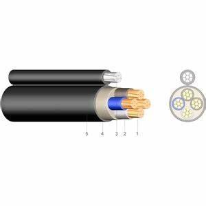 10 Quadrat Kabel : kabel leitungen ymt o 5x10 rm sw pvc mantelleitung mit ~ Jslefanu.com Haus und Dekorationen