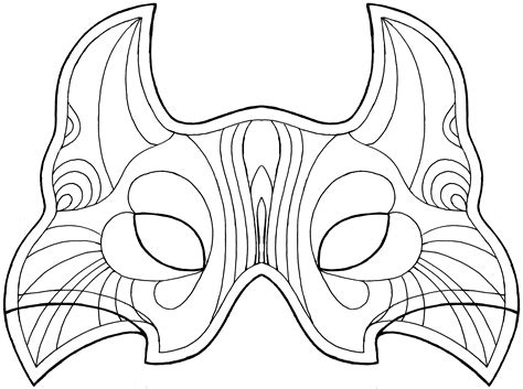 images  face mask patterns printable butterfly mask templates printable printable