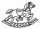 Rocking Horse Line Drawing Clipart Clip Silhouette Cartoon Simple Toy Drawings Graphics Cliparts Horses Thegraphicsfairy Graphic Embroidery Library Illustration Clipartmag sketch template