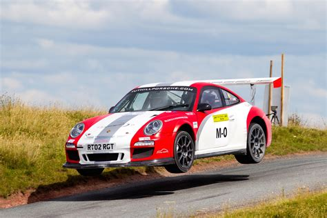 Tuthill spectacularly release Porsche 911 RGT rally car ...