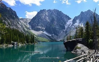 Lake Colchuck Desktop Backgrounds Enchantments Wa Resolution
