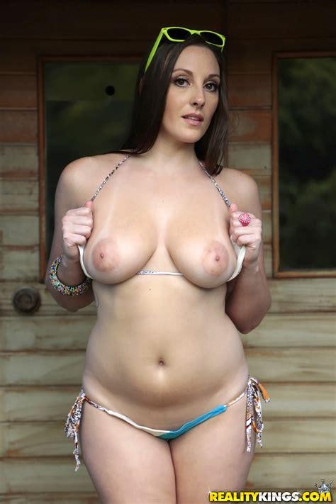 Busty Brunette Is Sucking Her Friend S Cock Photos