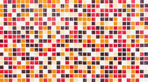 colorful mosaic tiles photo free