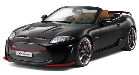 Arden Takes On The Jaguar Xkrs Convertible Carscoops