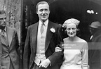 Diana Churchill, daughter of Winston Churchill, at her ...