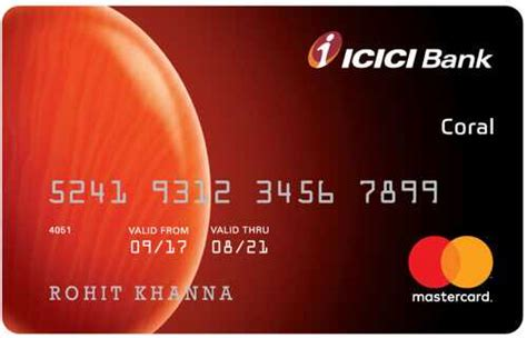 Monthly bank statements help account holder to keep track on these. Check Benefits & Offers of ICICI Bank Coral Credit Card - BankingVilla