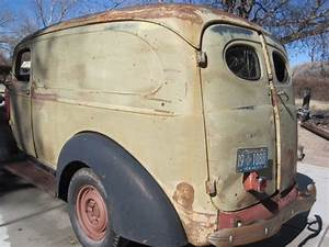 1940 Chevrolet Panel Truck