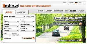 Mobile De Auto Kaufen : auto recherche und gr ner fahren ~ Watch28wear.com Haus und Dekorationen