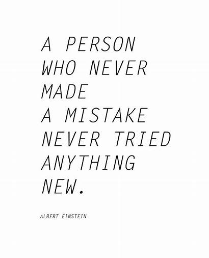 Mistake Never Person Anything Tried Quotes Hypnotherapy