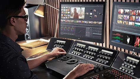 blackmagic design      video editor