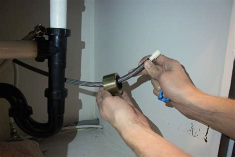 how to replace sink sprayer how to upgrade and install your kitchen faucet