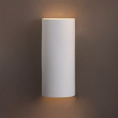 8 5 quot contemporary cylinder wall sconce contemporary