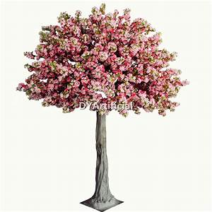 350cm Pink and White Double Color Artificial Wedding Tree