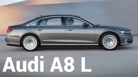 New 2018 Audi A8 L Quattro