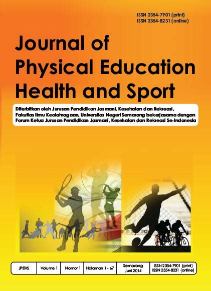 Journal of Physical Education Health and Sport