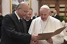 Pope Francis will travel to Iraq in 2021   CBCPNews