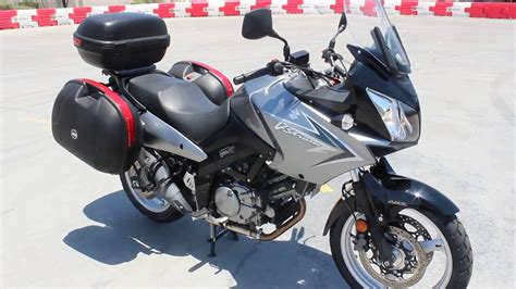 Suzuki V by 2009 Suzuki V Strom 650 Abs