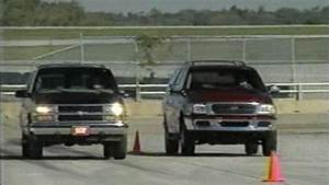 U00bb 1997 Chevrolet Tahoe Vs Ford Expedition Comparison Test
