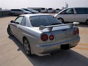 2001 Nissan Skyline R34 Gt
