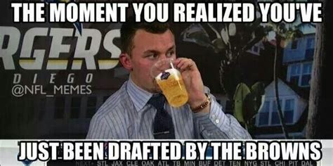 Johnny Football Memes - have fun in cleveland johnny football makes me laugh pinterest