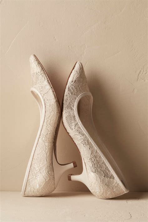 bhldn darcy lace heels shoes post