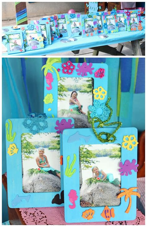 swim    mermaid party fynes designs