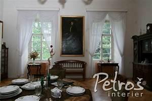 Petroš interiér