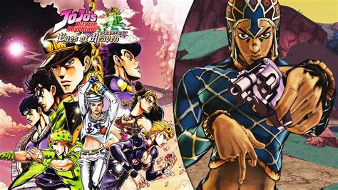 Sex Pistols Jojo S Bizarre Adventure Eyes Of Heaven