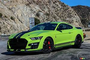 2020 Ford Mustang Shelby GT500 First Drive | Car Reviews | Auto123