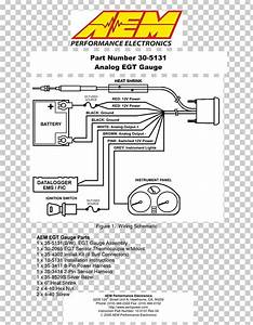 Aem Air Fuel Gauge Wiring Diagram