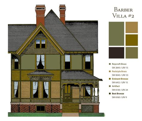 how to choose paint colors for victorian houses house house