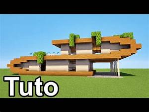 Comment Faire Une Maison : minecraft comment faire une maison moderne download ~ Dallasstarsshop.com Idées de Décoration