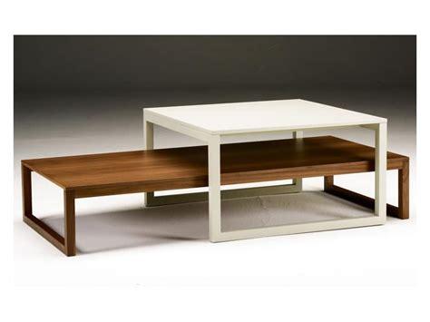 tavolino da salotto  struttura  legno idfdesign
