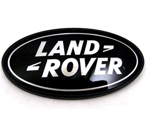 Range Rover Logo by Range Rover Sport Supercharged Black Silver Rear Land