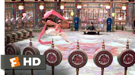 House of Flying Daggers (1/8) Movie CLIP - The Drum Dance ...