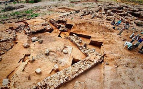 Archaeologists Find Biblical City