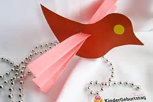 vogel basteln aus papier vogel basteln aus papier einfache anleitung und vorlage f 252 r kinder