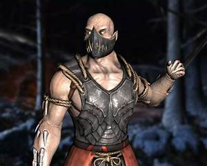 Mortal Kombat Baraka Mask