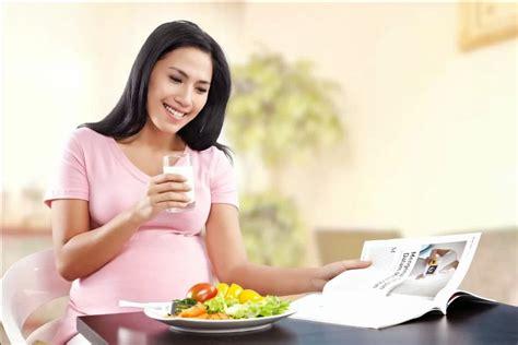 Janin 7 Bulan Sehat Makanan Sehat Untuk Ibu Hamil Usia 1 3 Bulan Gudang