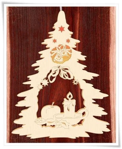 Fensterbilder Weihnachten Vorlagen Holz by Doppeltes Fensterbild Beleuchtet Weihnachtsteller Holz