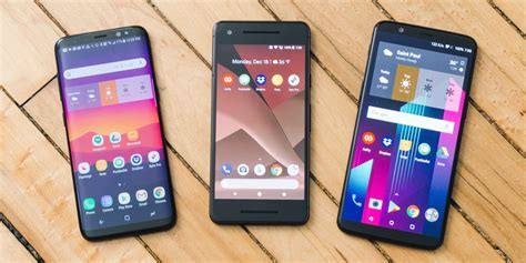 The Best Android Smartphones Best Android Phones 300 2018 Updated Ibixion