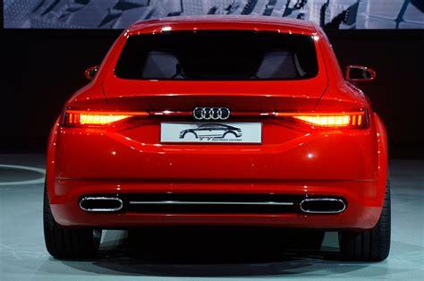 Audi Tt Sportback Concept Bows In Paris